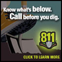 Call Before you dig!!